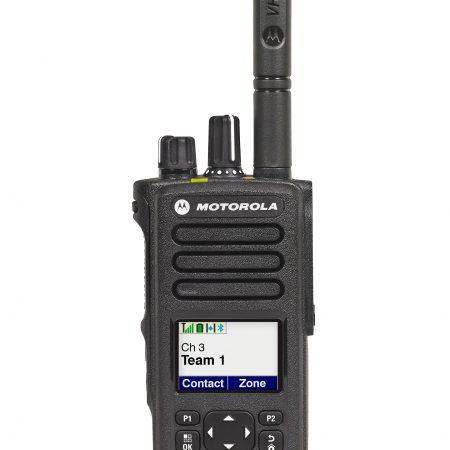 Radios MOTOTRBO un gigante digital.